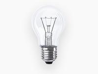 Лампа накаливания вольфрамовая для бытового и аналогичного общего освещения